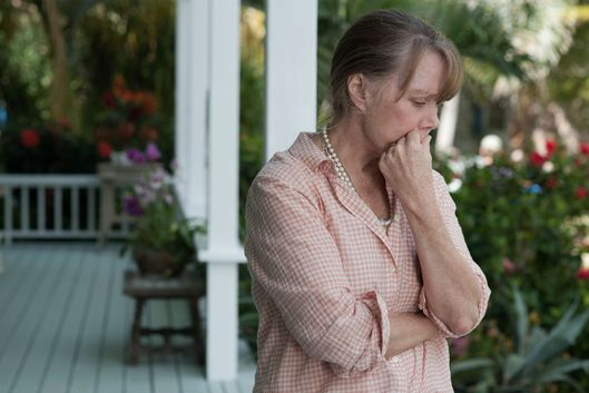 Sissy Spacek (Sally Rayburn) in the Netflix Original Series BLOODLINE.  Photo Credit: Merrick Morton