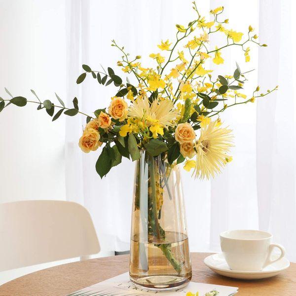 Lewondr Glass Vase