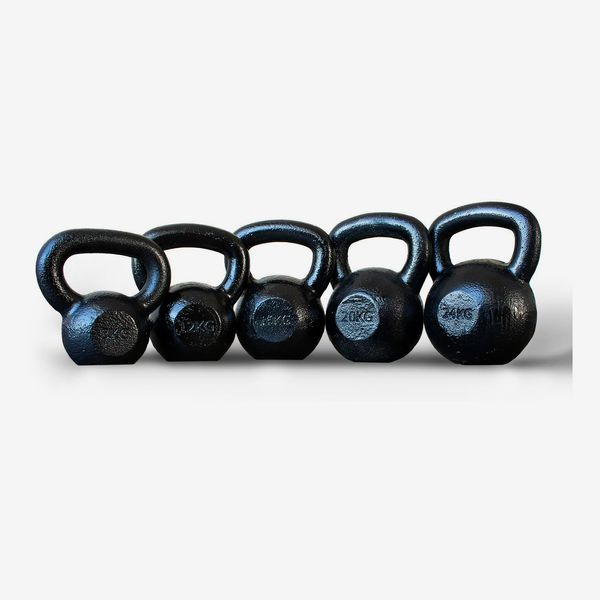 Muscle D Metal Kettlebells