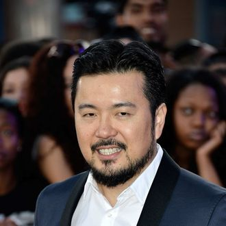 Director Exec. Producer Justin Lin arrives at the Premiere Of Universal Pictures'