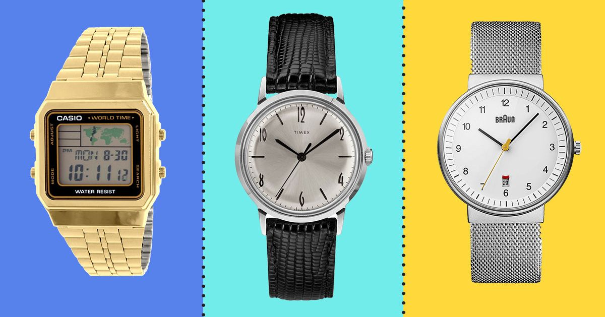 The Best Men's Watches for Under $200, According to a Watch Expert