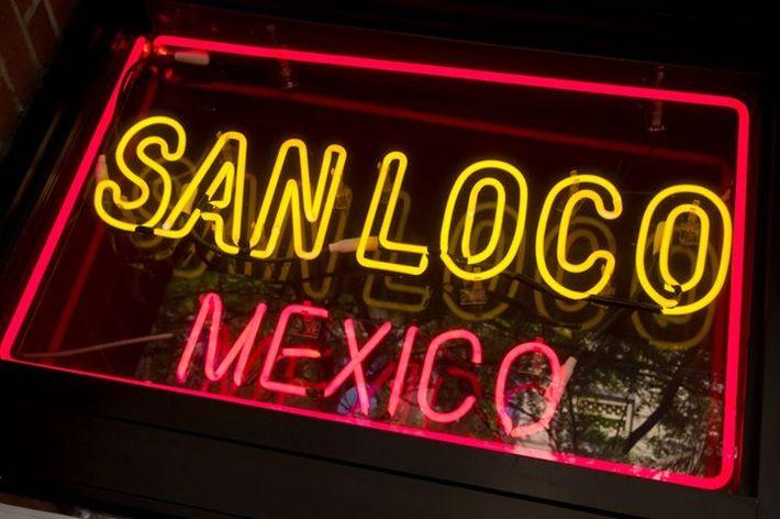 So long, San Loco.