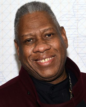 André Leon Talley.
