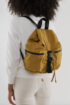 Baggu Small Sport Backpack (Camel)