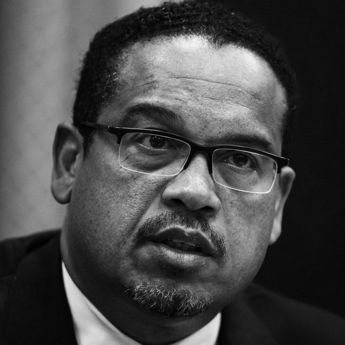 Rep. Keith Ellison.