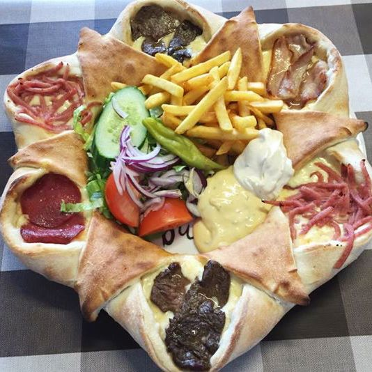 This Monstrous Swedish Pizza Is Even Worse Than Hot-Dog Pizza