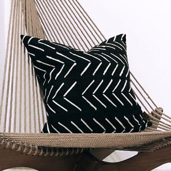 xN Studio De Novo Mudcloth Pillow Cover