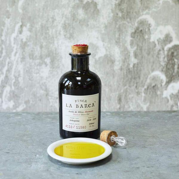 Finca La Barca Smoked Olive Oil