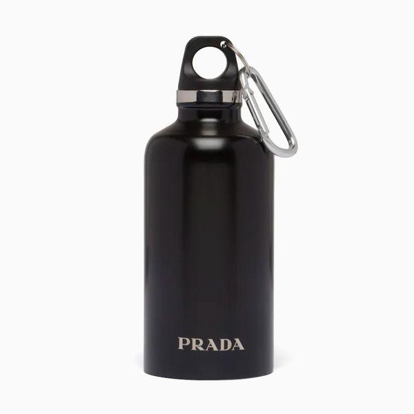 Prada Stainless-Steel Water Bottle