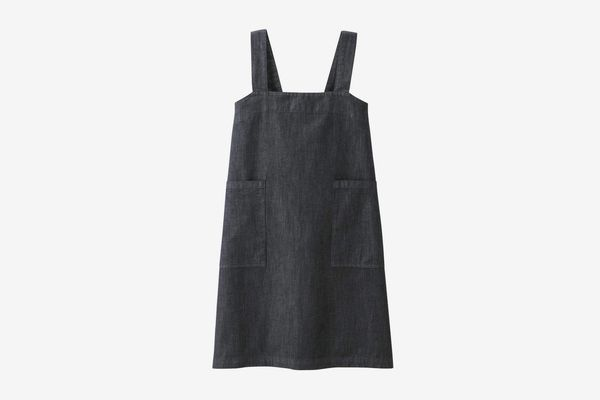 Muji Cotton Denim Cook's Apron