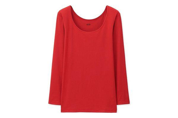 Uniqlo Heatteach Long Sleeve T-Shirt