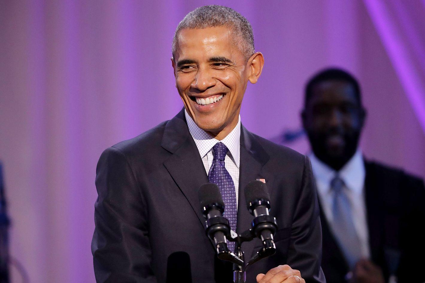 obama celebration on bet