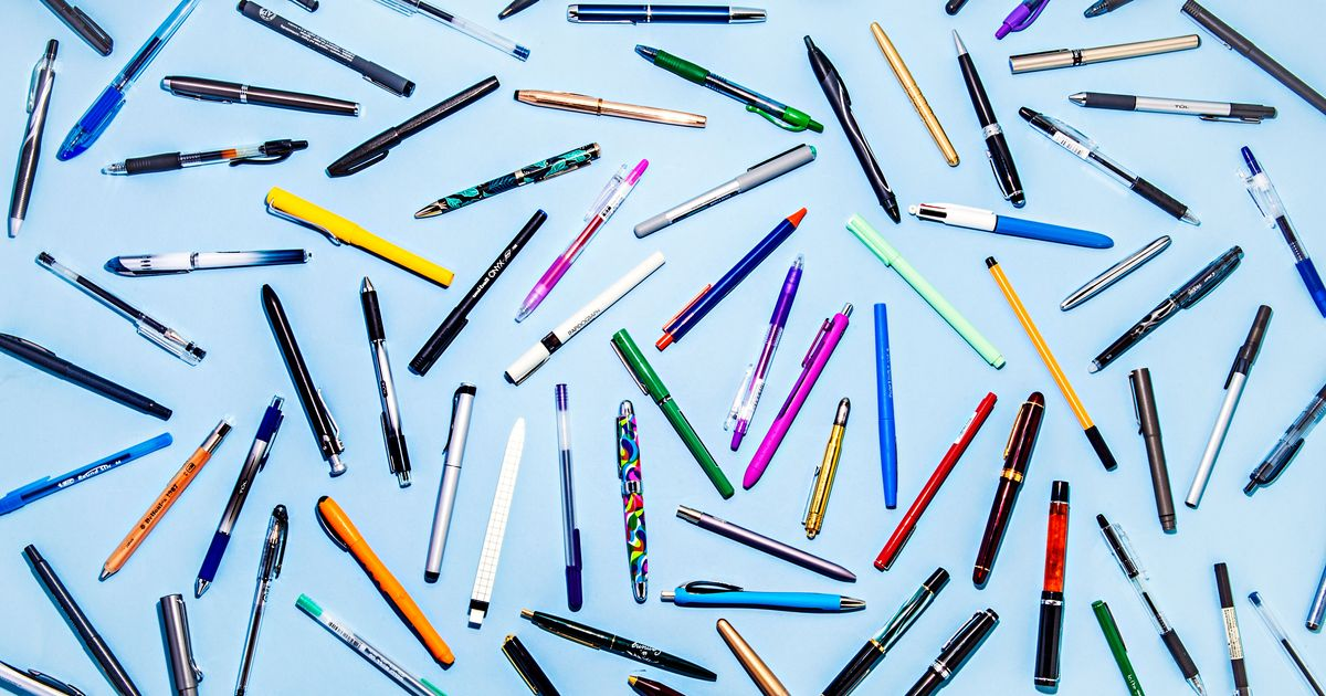 The 100 Best Pens, As Tested by Strategist Editors