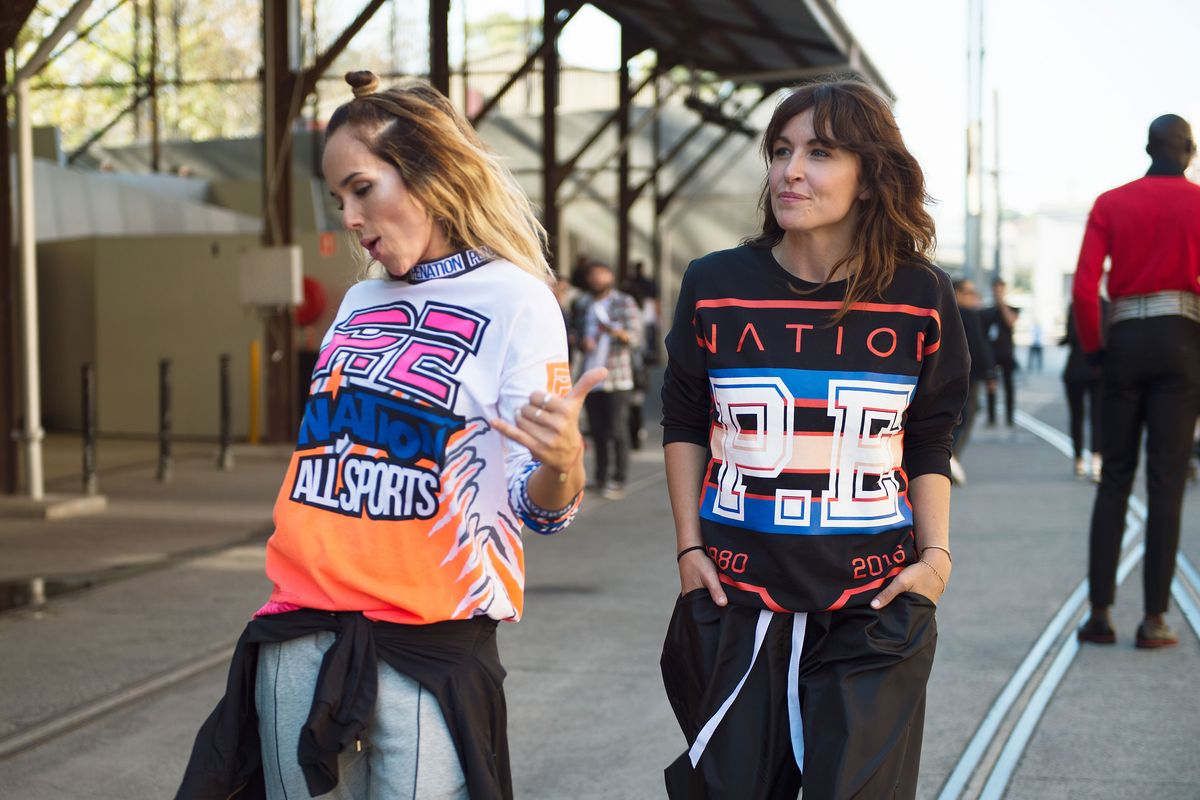Pip Edwards The Best Street Style At Sydney Fashion Week