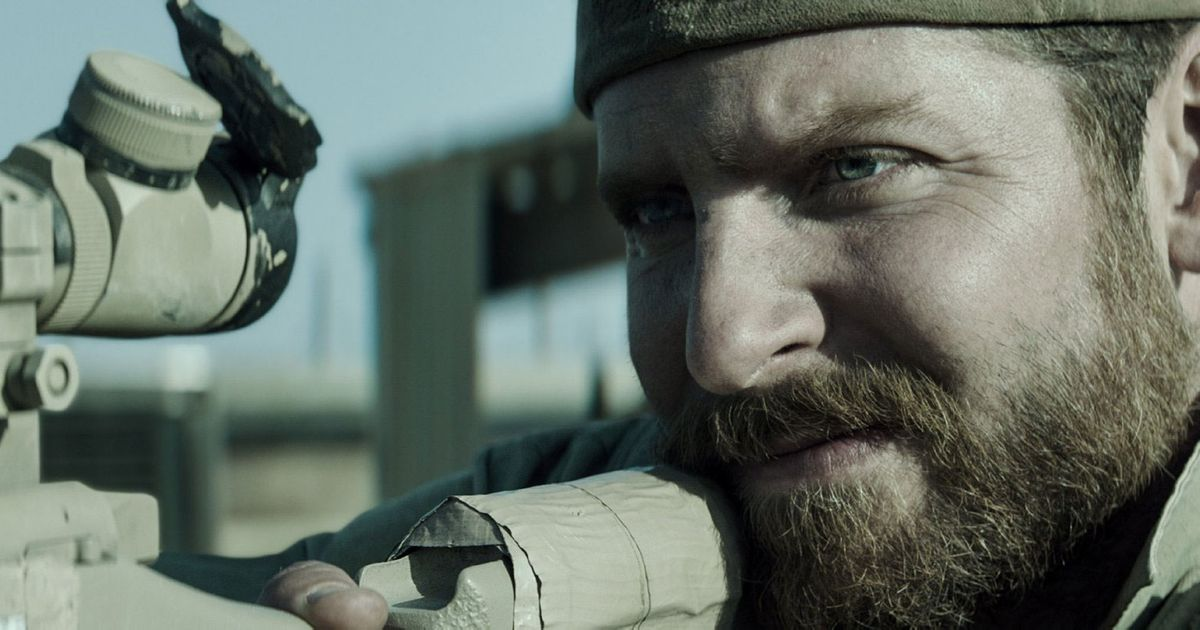 American Soldiers Movie Movie Review American Sniper