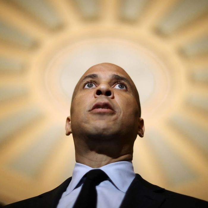 Is Cory Booker The Candidate Of The Christian Left