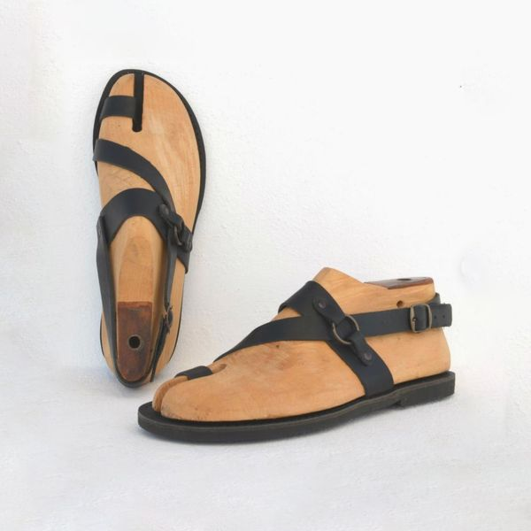 Greek Handmade Roman Leather Sandals