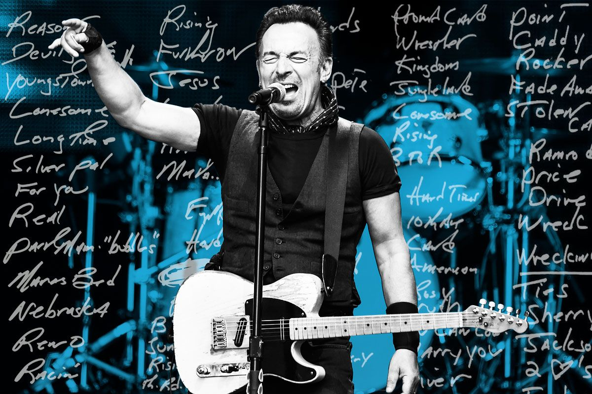 All 314 bruce springsteen songs ranked from worst to best hexwebz Image collections
