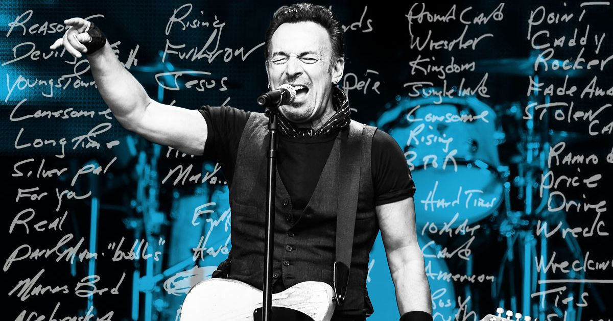 All 314 Bruce Springsteen Songs, Ranked From Worst to Best