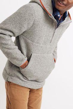 Madewell Men's Polartec® Fleece Hoodie