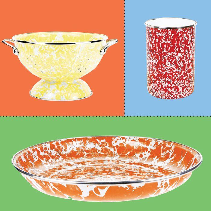 21 Splatterware Enamel Things You Can On