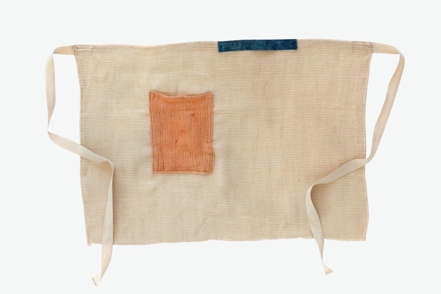 Hemp-Cotton Apron