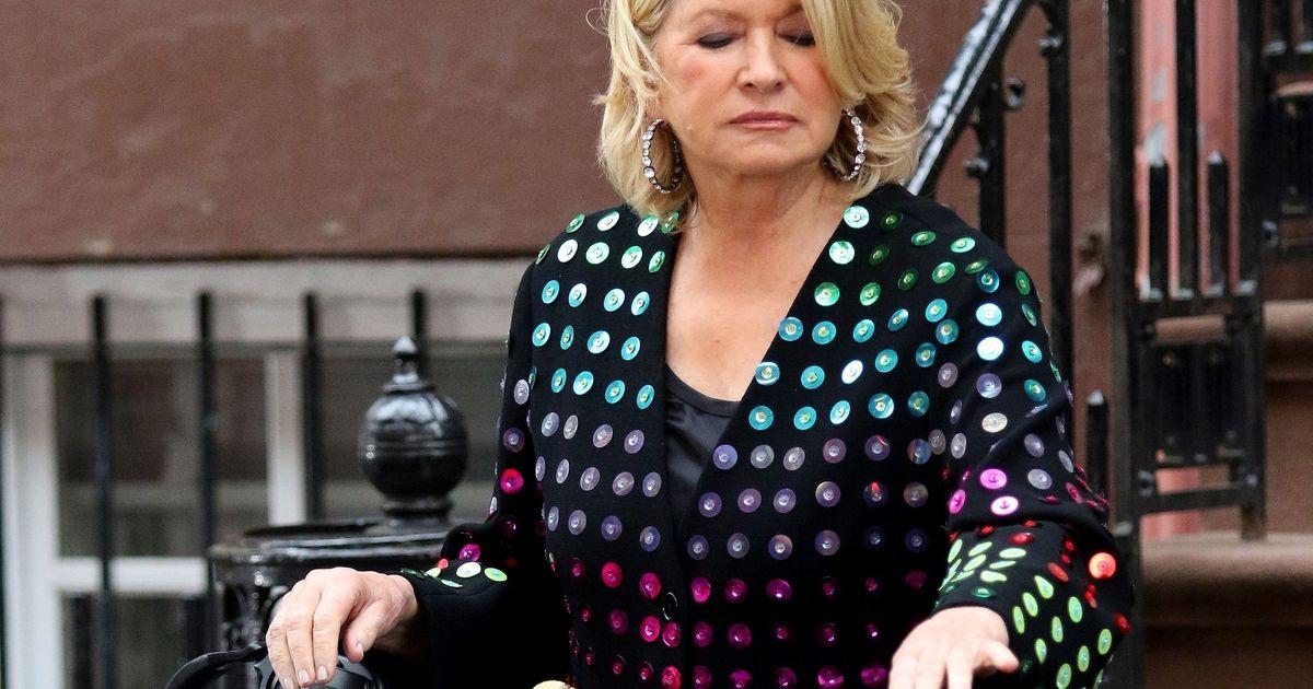Drop the Bass, Martha Stewart