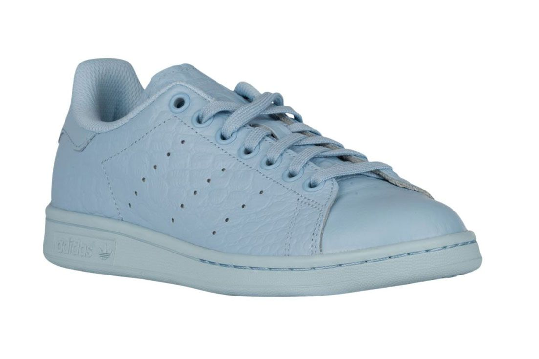 cheap for discount ff7cd 554c1 Light Blue. Adidas Originals Stan Smiths