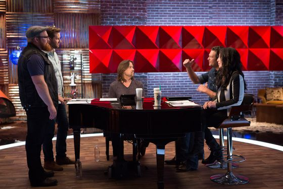"THE VOICE -- ""Team Blake Battle Reality"""