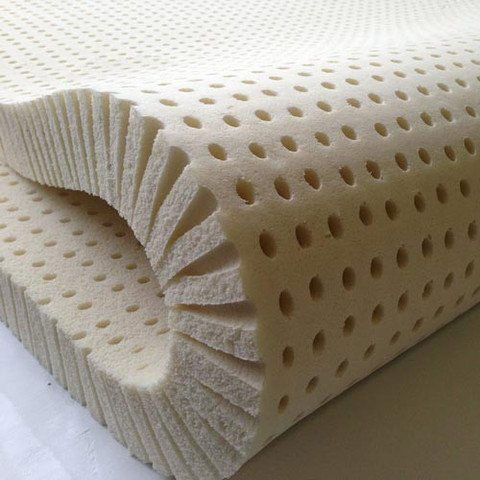 Sleep on Latex Pure Green 100% Natural Latex Mattress Topper