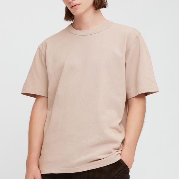 Uniqlo Men U Crew Neck Short-Sleeved T-shirt