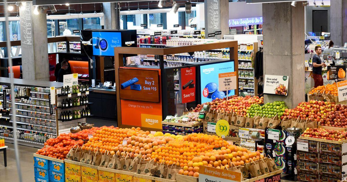 Amazon Whole Foods Price Wars