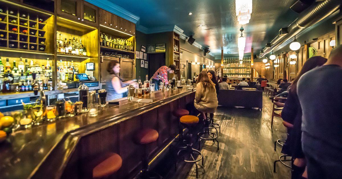 new yorks best hookup bars