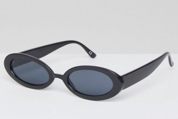 ASOS Small Oval Sunglasses
