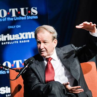 SiriusXM's Tim Farley Interviews Pat Buchanan On His Latest Book,