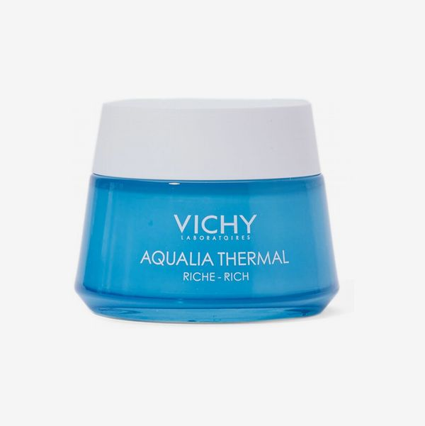 Vichy Aqualia Thermal Rich Cream Face Moisturiser with Hyaluronic Acid