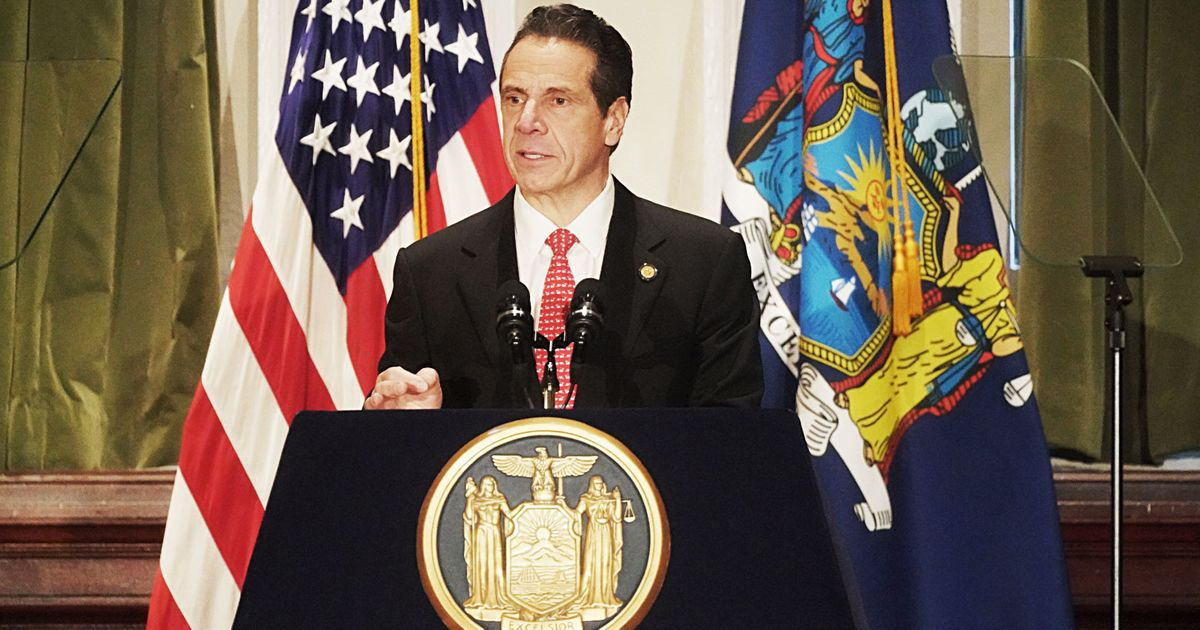 Why Governor Cuomo Gave a Speech That Sounded Like a Secession Threat