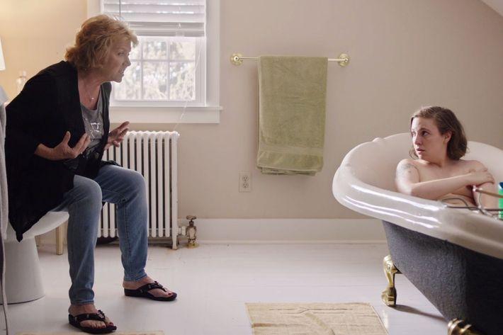 Mom and son bathroom porn