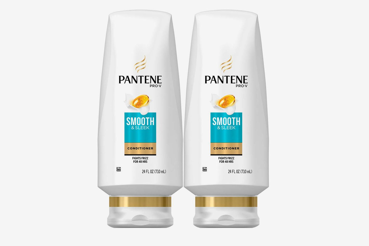 Pantene Sulfate-Free Conditioner, Two-Pack