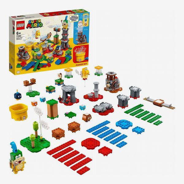 Super Mario Bros LEGO Adventure Kit