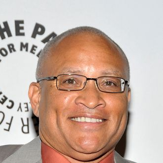 BEVERLY HILLS, CA - AUGUST 01: Writer/producer Larry Wilmore attends