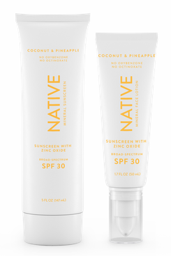 Native Sunscreen Pack
