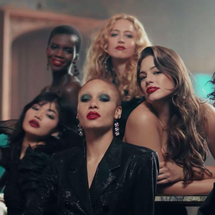 Revlon Live Boldly Ad Features Ashley Graham And Adwoa Aboah