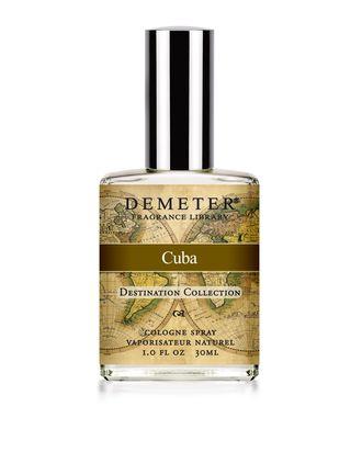 Demeter's Cuba