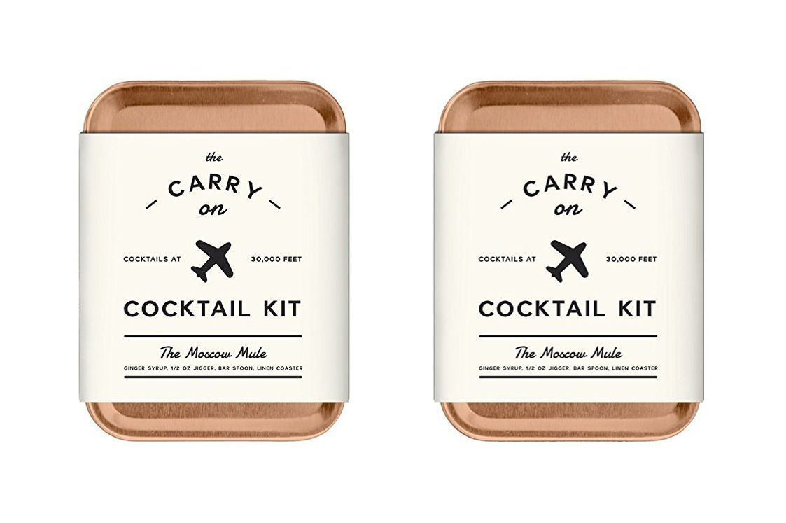 The Carry On Cocktail Kit The Moscow Mule, 2 Piece