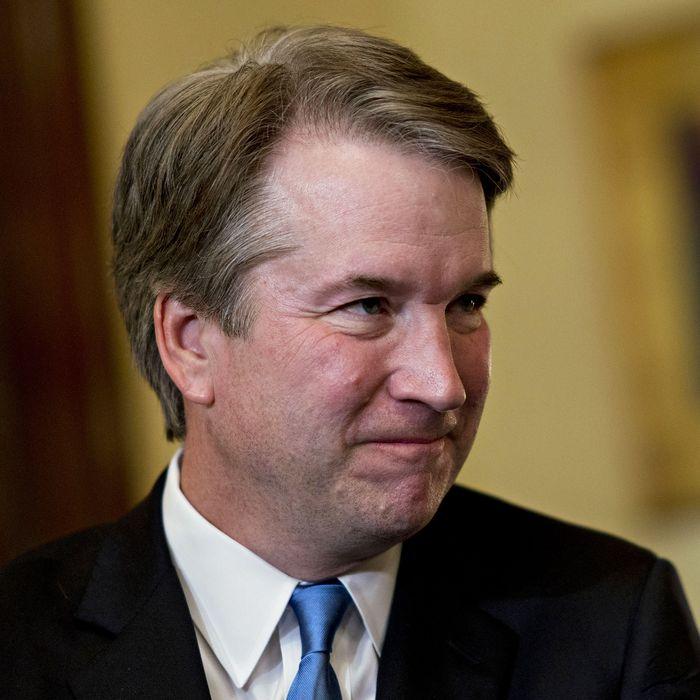 Executive Privilege Senator: White House Invokes Executive Privilege On Kavanaugh Docs