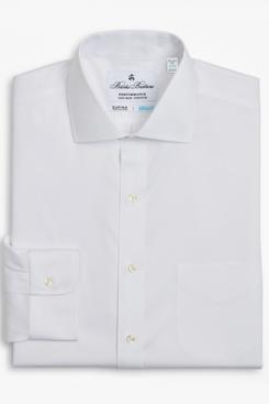 Brooks Brothers Milano Slim Fit Dress Shirt