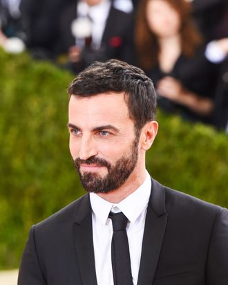 Nicolas Ghesquière could soon leave Louis Vuitton.