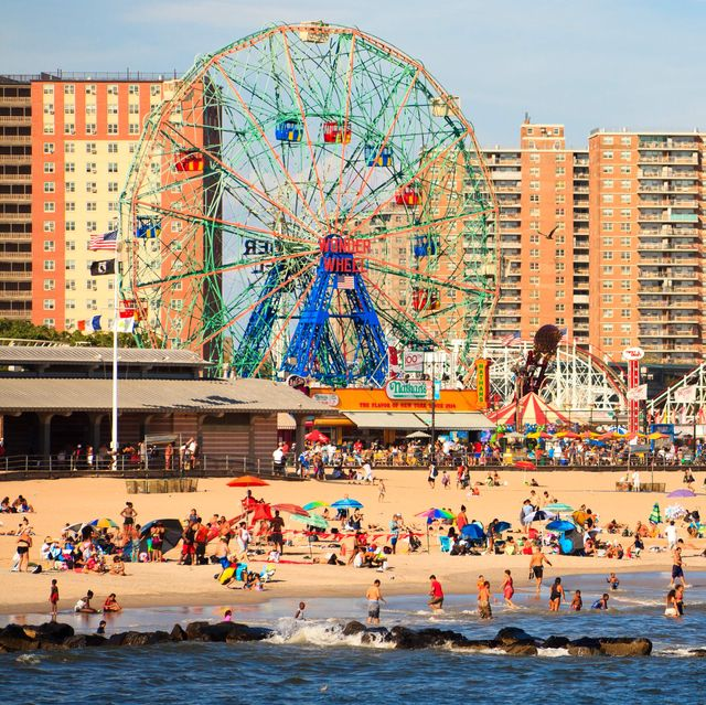 NYC's Best Beaches: Jones Beach, Rockaway Beach, Coney Island, and More