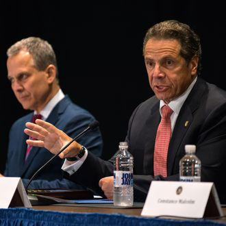 Cuomo Announces Special Prosecutor To Investigate Police Abuse Charges In NY